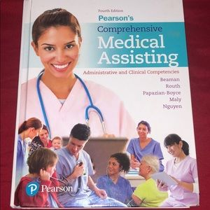 Pearson's medical assistant textbook